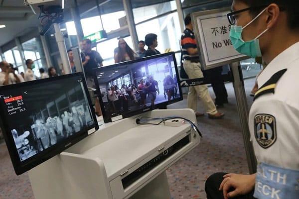 Sân bay hồng kong khi đại dịch virus Corona
